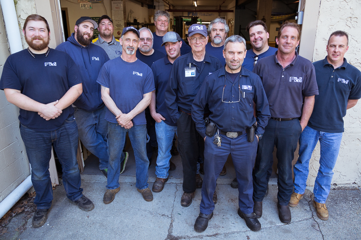 Life as a Generator Technician